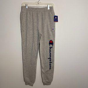 NWT Champion Jogger Pants Gray Men's  Athleticwear